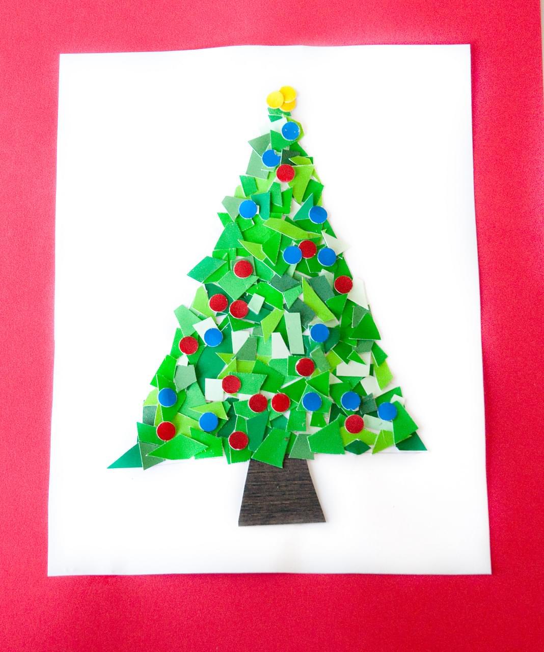 Making Christmas Trees