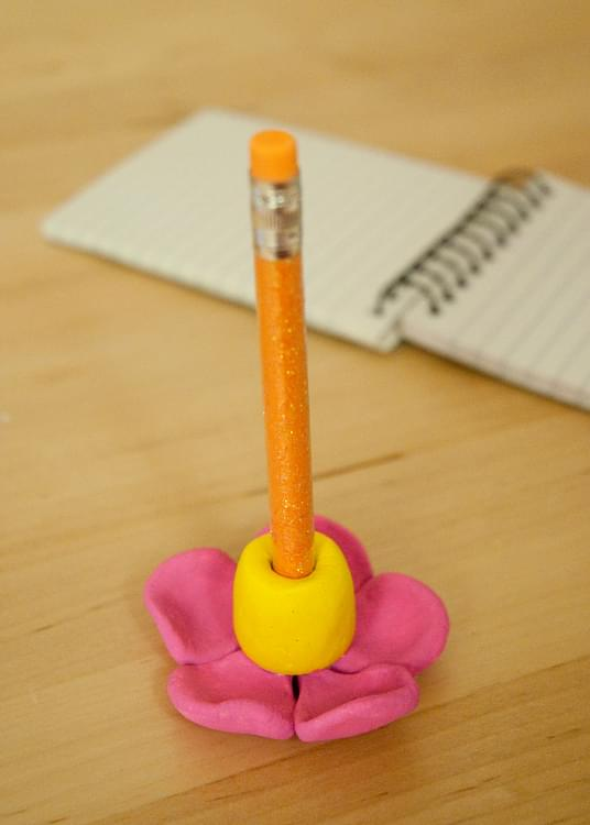 Flower Pencil Holders