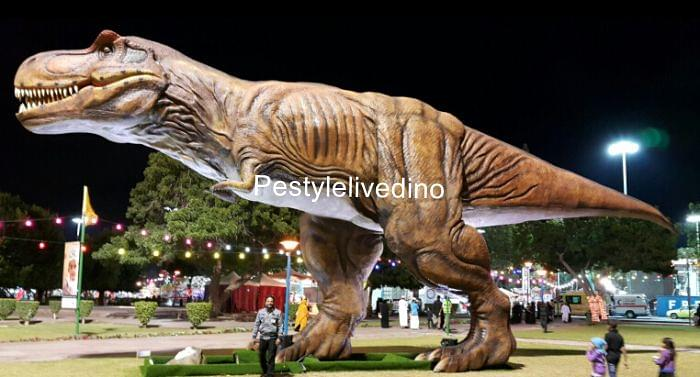 Pestylelivedino Middle East Dinosaur Exhibition